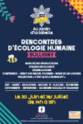 Rencontres d'Écologie Humaine à Bulligny 54113 Bulligny du 30-06-2018 à 13:45 au 01-07-2018 à 19:00