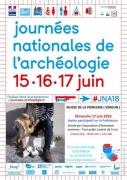 Journées Nationales de l'Archéologie Musée Princerie Verdun 55100 Verdun du 17-06-2018 à 09:30 au 17-06-2018 à 18:00