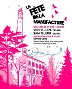 Fête de la Manufacture à Nancy