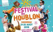 Festival du Houblon à Haguenau 67500 Haguenau  du 21-08-2018 à 14:00 au 26-08-2018 à 23:59