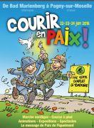 En Route Pour la Paix à Pagny-sur-Moselle Pagny-sur-Moselle, Pont-à-Mousson et Dieulouard du 22-06-2018 à 21:30 au 24-06-2018 à 19:00