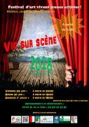 Festival Jeune Vic sur Scène à Vic-sur-Seille 57630 Vic-sur-Seille du 29-06-2018 à 18:30 au 01-07-2018 à 19:00