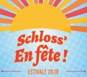 Le Schloss' en Fête Animations Eté à Forbach 57600 Forbach du 24-06-2018 à 11:00 au 26-08-2018 à 18:00
