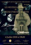 Dîner-Enquête au Château d'Art-sur-Meurthe 54510 Art-sur-Meurthe du 04-07-2018 à 19:30 au 04-07-2018 à 23:00