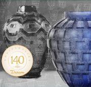 Verrerie Daum : 140 ans de Savoir-Faire sur Nancy 54000 Nancy du 13-06-2018 à 10:00 au 31-08-2018 à 18:00