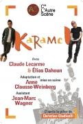 Théâtre Karamel Compagnie L'Autre Scène Nilvange 57240 Nilvange du 07-07-2018 à 20:30 au 07-07-2018 à 22:15