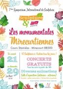 Symposium de Sculpture à Mirecourt 88500 Mirecourt du 21-07-2018 à 10:00 au 29-07-2018 à 19:00