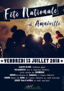 Feux d'Artifice et Fête Nationale 14 juillet Amnéville 57360 Amnéville du 13-07-2018 à 19:00 au 13-07-2018 à 23:59