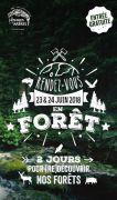 Rendez-Vous en Forêt Plateau de Haye Villers-lès-Nancy 54600 Villers-lès-Nancy du 23-06-2018 à 10:00 au 24-06-2018 à 17:00