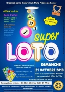 Super Loto Humanitaire à Woippy