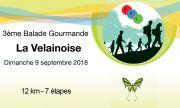 Marche Gourmande à Velaine-en-Haye 54840 Velaine-en-Haye du 09-09-2018 à 09:00 au 09-09-2018 à 17:00