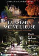 La Balade Merveilleuse Château de Thillombois 55260 Thillombois du 31-08-2018 à 19:00 au 08-09-2018 à 23:00