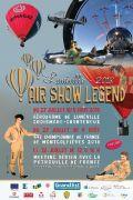 Air Show Legend à Lunéville  54300 Lunéville du 26-07-2018 à 05:00 au 05-08-2018 à 23:59
