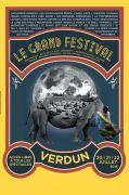 Le Grand Festival à Verdun 55100 Verdun du 20-07-2018 à 07:00 au 22-07-2018 à 17:00