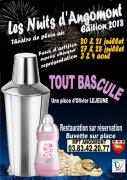 Théâtre de Plein Air Les Nuits d'Angomont 54540 Angomont du 20-07-2018 à 19:00 au 04-08-2018 à 22:00