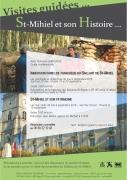 Découverte Historique Immersion Tranchées à St-Mihiel 55300 Saint-Mihiel du 29-06-2018 à 10:00 au 30-09-2018 à 17:45