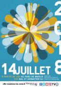 Fête Nationale 14 juillet à Maizières-lès-Metz 57280 Maizières-lès-Metz du 14-07-2018 à 18:00 au 14-07-2018 à 23:00