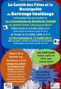Feu d'Artifice et Coupe du Monde à Bertrange Moselle 57310 Bertrange du 14-07-2018 à 16:00 au 16-07-2018 à 02:00