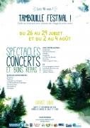 Tambouille Festival à Bruyères 88600 Bruyères du 26-07-2018 à 19:00 au 04-08-2018 à 19:00
