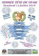 Feu d'Artifice à Champigneulles avec Repas Festif 54250 Champigneulles du 13-07-2018 à 18:30 au 14-07-2018 à 01:00