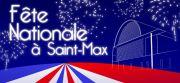 Feu d'Artifice à Saint-Max  54130 Saint-Max du 13-07-2018 à 20:30 au 14-07-2018 à 14:00