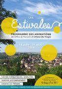 Les Estivales dans l'Ouest des Vosges 88300 Neufchâteau du 18-06-2018 à 10:00 au 31-08-2018 à 20:00