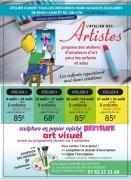 Atelier d'Amateurs d'Art à Ham-sous-Varsberg 57880 Ham-sous-Varsberg du 06-08-2018 à 08:30 au 31-08-2018 à 17:30