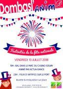 Feu d'Artifice et Fête Nationale à Dombasle-sur-Meurthe 54110 Dombasle-sur-Meurthe du 13-07-2018 à 18:00 au 14-07-2018 à 02:00