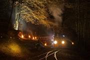 Balade en Train aux Lampions à Abreschviller 57560 Abreschviller du 13-07-2018 à 21:00 au 13-07-2018 à 22:30