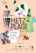 Metz Plage  57000 Metz du 21-07-2018 à 11:00 au 15-08-2018 à 20:00