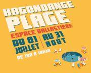 Hagondange Plage 57300 Hagondange du 01-07-2018 à 10:00 au 31-08-2018 à 18:30