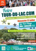 Foire Tour du Lac à Doulcon  55110 Doulcon du 22-07-2018 à 10:00 au 22-07-2018 à 18:00