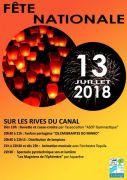 Feux d'Artifice à Talange Fête Nationale 57525 Talange du 13-07-2018 à 19:00 au 13-07-2018 à 23:59
