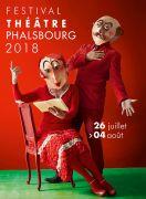 Festival de Théâtre de Phalsbourg 57370 Phalsbourg du 26-07-2018 à 18:30 au 04-08-2018 à 23:59