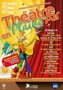 Théâtre en 'Plaine' Air de Raon-l'Étape 88110 Raon-l'Étape du 01-07-2018 à 17:00 au 27-08-2018 à 19:00