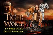 Tiger World au Zoo d'Amnéville  57360 Amnéville du 24-03-2018 à 15:00 au 02-09-2018 à 18:00