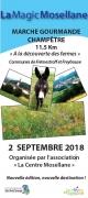 Marche Gourmande Champêtre à Frémestroff 57660 Frémestroff du 02-09-2018 à 10:00 au 02-09-2018 à 14:00