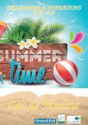 Week-ends d'Été au Lac de Madine Meuse 55210 Nonsard-Lamarche du 03-07-2018 à 10:30 au 30-09-2018 à 17:30