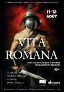Vita Romana au Parc archéologique de Bliesbruck  57200 Bliesbruck du 11-08-2018 à 11:00 au 12-08-2018 à 23:00