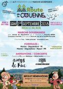 La Route de la Couenne Val D'Ajol 88340 Girmont-Val-d'Ajol du 01-09-2018 à 15:30 au 01-09-2018 à 23:30