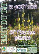 Fête des Plantes au Haut du Tôt 88120 Vagney du 12-08-2018 à 10:00 au 12-08-2018 à 18:00
