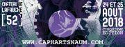 Festival Caph'ARTS'Naüm Château Lafauche Haute Marne Château de Lafauche 52700 LAFAUCHE du 24-08-2018 à 18:00 au 25-08-2018 à 02:00