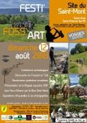Festi'Foss'Art à Saint-Amé 88120 Saint-Amé du 12-08-2018 à 09:00 au 12-08-2018 à 16:30