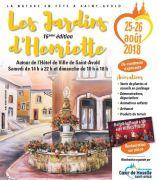 Les Jardins d'Henriette à Saint-Avold 57500 Saint-Avold du 25-08-2018 à 14:00 au 26-08-2018 à 18:00