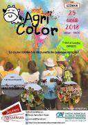 Agri'Color Course Colorée à Uzemain 88220 Uzemain du 25-08-2018 à 17:00 au 25-08-2018 à 20:00