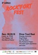 Festival Rock'Fort Fest à Bainville-sur-Madon 54550 Bainville-sur-Madon du 08-09-2018 à 17:00 au 09-09-2018 à 02:30