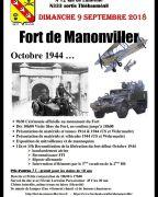 Portes Ouvertes Fort de Manonviller 54300 Manonviller du 09-09-2018 à 10:00 au 09-09-2018 à 18:00
