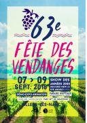 Fête des Vendanges à Villers-lès-Nancy 54600 Villers-lès-Nancy du 07-09-2018 à 20:45 au 09-09-2018 à 18:00