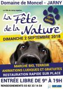 Fête de la Nature à Jarny 54800 Jarny du 02-09-2018 à 09:00 au 02-09-2018 à 19:00