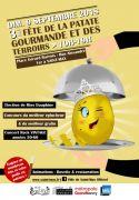 Fête de la Patate Gourmande et Terroirs à Saint-Max 54130 Saint-Max du 09-09-2018 à 10:00 au 09-09-2018 à 19:00
